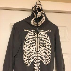 Other - Boys masked hoodie sweatshirt